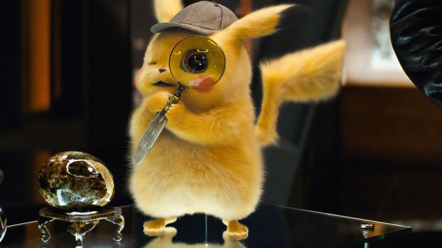 El Pikachu coprotagonista del film investiga un importante caso