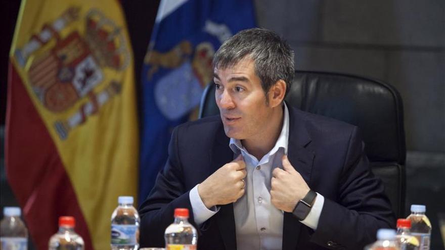 Fernando Clavijo, nuevo miembro permanente del Comité de Regiones Europeo