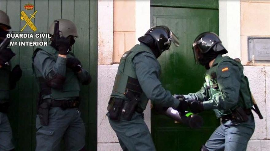 Detenidas 18 personas e incautados 5 kilos de cocaína en Mallorca