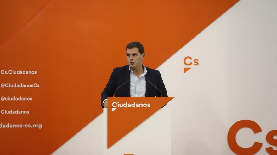 """Rivera reprocha a Puigdemont que ataque a Europa """"en el corazón de la Unión Europea"""""""