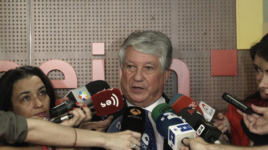 Arturo Fernández (CEOE), contrario a que se suba el IVA dentro de la reforma fiscal que prepara el Gobierno