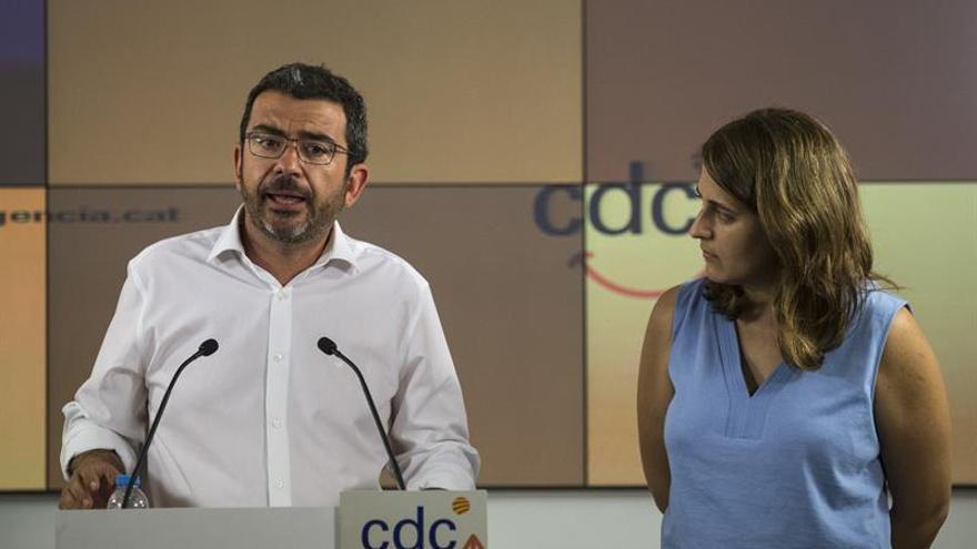 CDC anuncia un recurso sobre el 9N y una querella contra Fernández Díaz