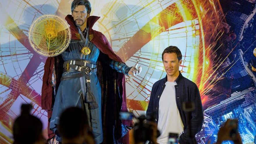 """Benedict Cumberbatch: """"Nadie está preparado para ser una superestrella"""""""