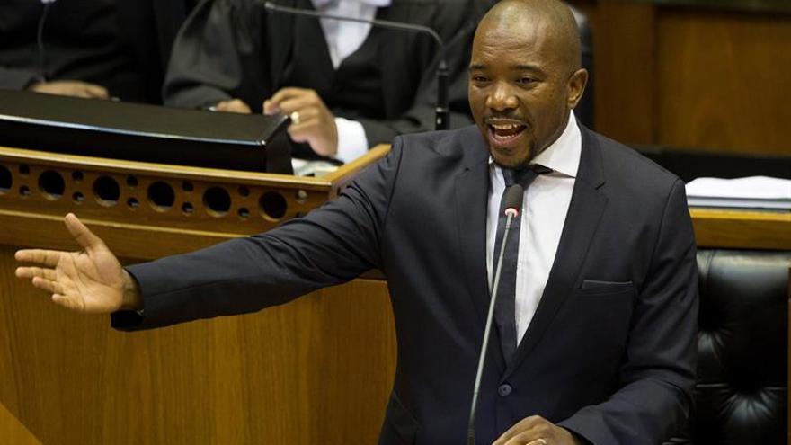 El Parlamento sudafricano rechaza una nueva moción de censura contra el presidente Zuma