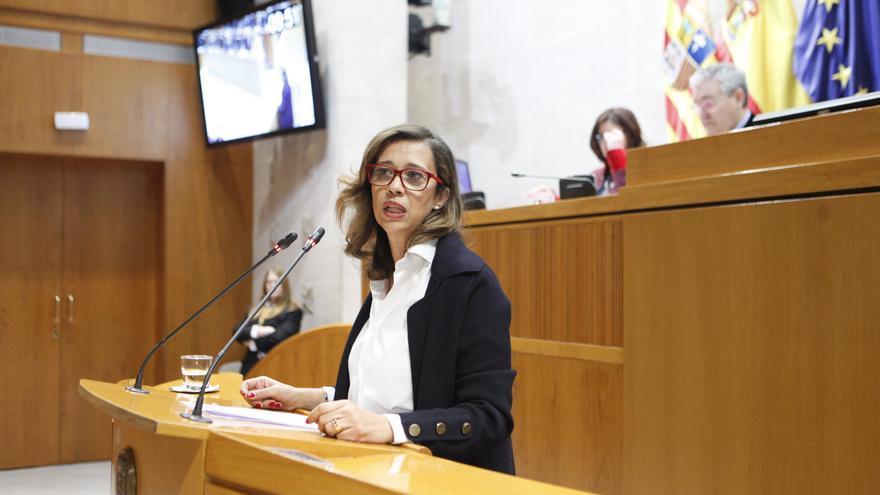 La diputada del PP, Marián Orós.