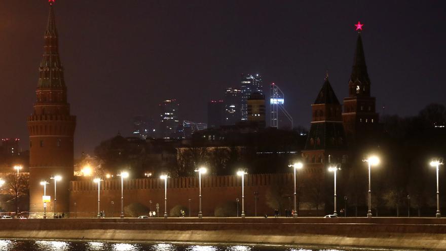 """El Kremlin y 2.000 edificios de Moscú se apagarán en  """"La Hora del Planeta"""""""