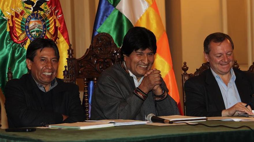 Evo Morales afirma que el tratado con Chile se convirtió en un negocio privado