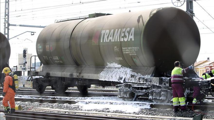 El Congreso pide crear un mapa regional de transporte de mercancías peligrosas