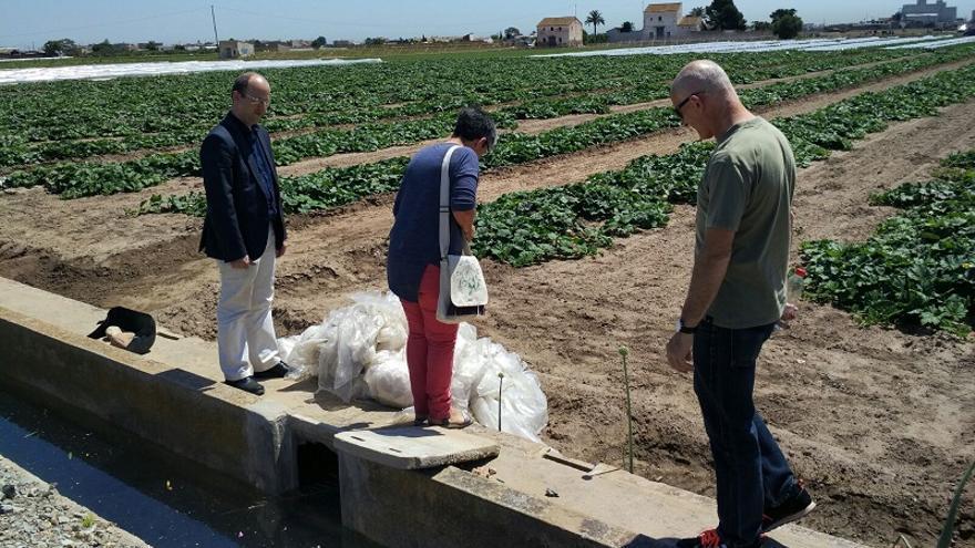 La iniciativa pretende evitar el abandono en los campos de los plásticos