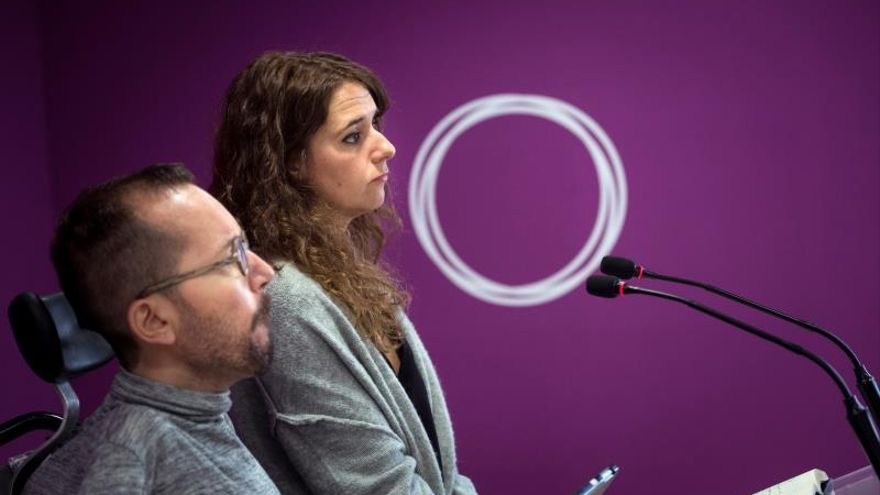 Podemos pide responsabilidad a Torra para romper bucle pernicioso en Cataluña