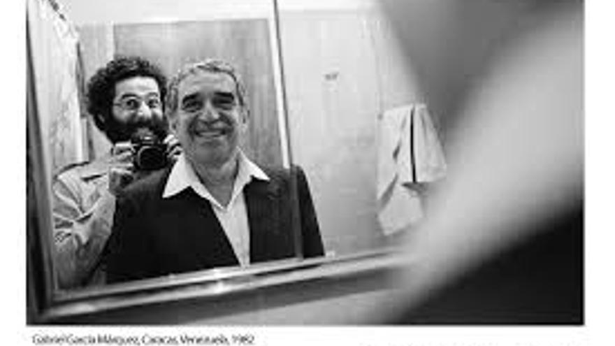 Fotografía de García Márquez.
