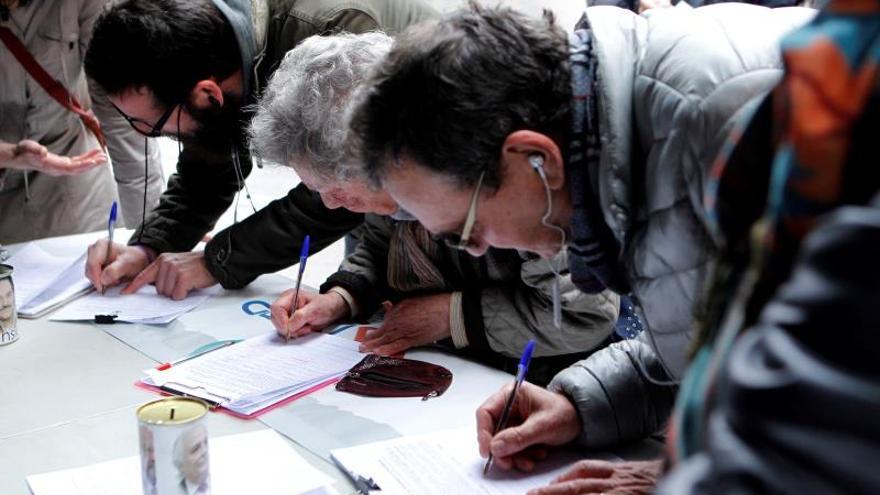 La Mesa por el Blindaje de las Pensiones pide el apoyo de los ayuntamientos