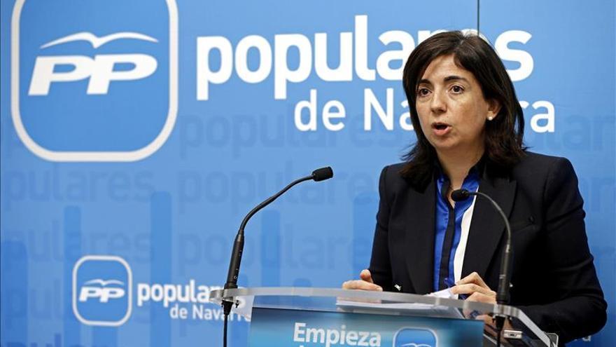 La secretaria de Educación e Igualdad del PP, Sandra Moneo