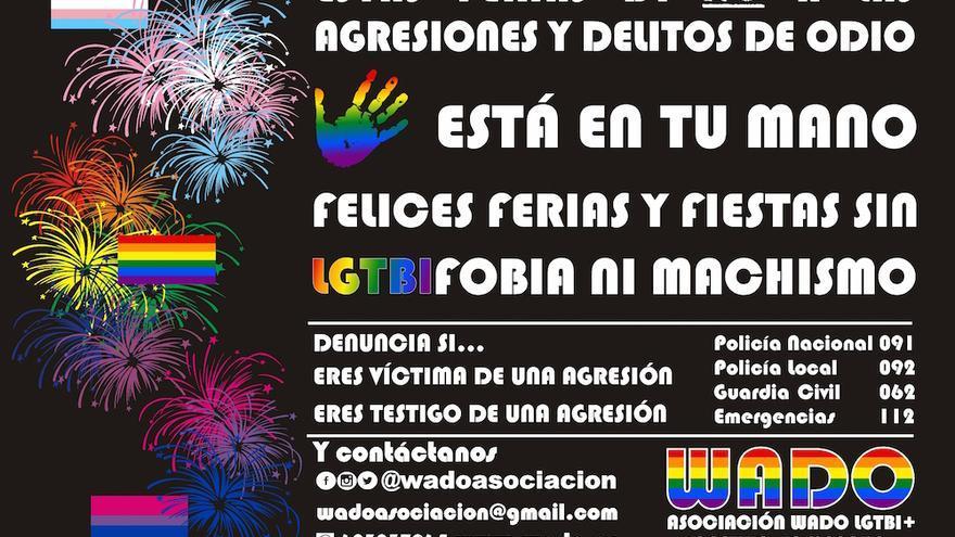 FOTO: Asociación WADO LGTBI+ de Castilla-La Mancha