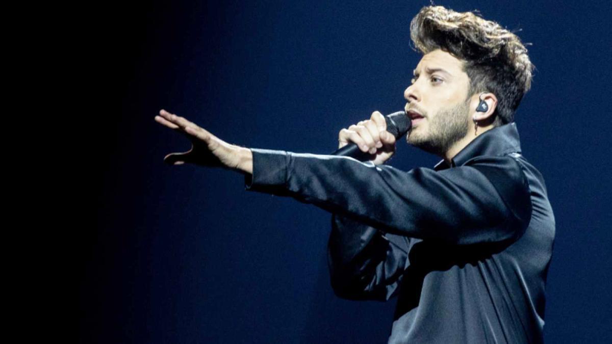 Blas Cantó en Eurovisión