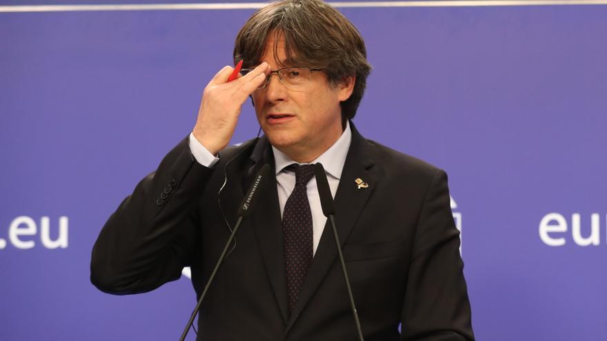 La Justicia europea admite la cuestión prejudicial del Supremo sobre la extradición de Puigdemont