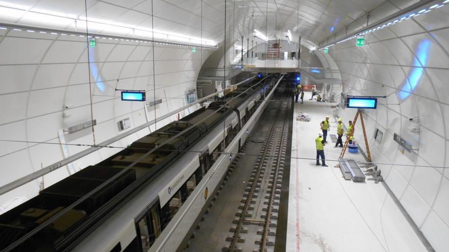 Euskotren garantiza los servicios mínimos para los paros parciales convocados a partir de este martes