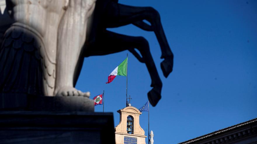 Inicio de las consultas parlamentarias para recomponer el Gobierno en Italia
