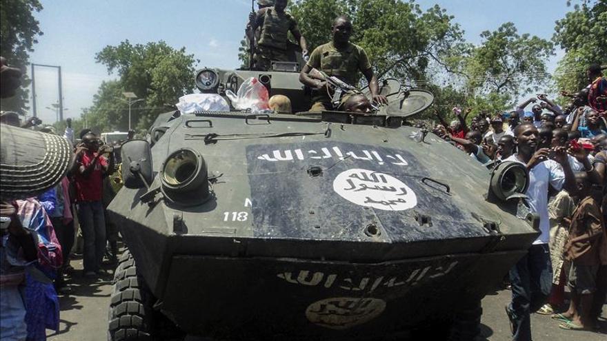 Nigeria arrebata a Boko Haram la ciudad donde secuestró a más de 200 niñas