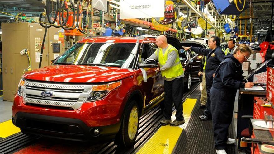 Los precios industriales frenan su caída y bajan el 4,7 % en junio