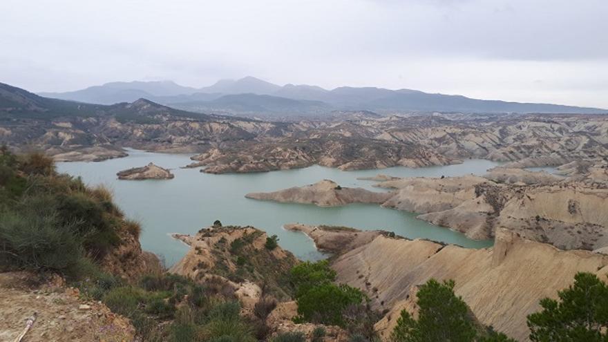 Mirador del Embalse de Algeciras