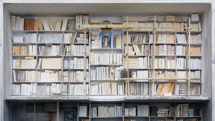 Casa de muñecas del artista Marc Giagi-Miniet.