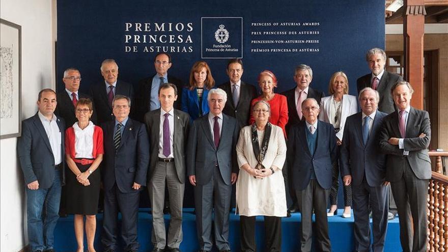 El jurado falla el Premio Princesa de Asturias de Cooperación Internacional 2015