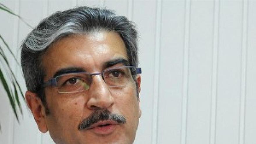 Román Rodríguez, diputado de Nueva Canarias en el Parlamento de Canarias.jpg