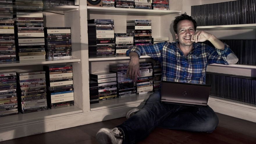 Pablo Kurt, fundador de FilmAffinity (Imagen: Thomas Canet)