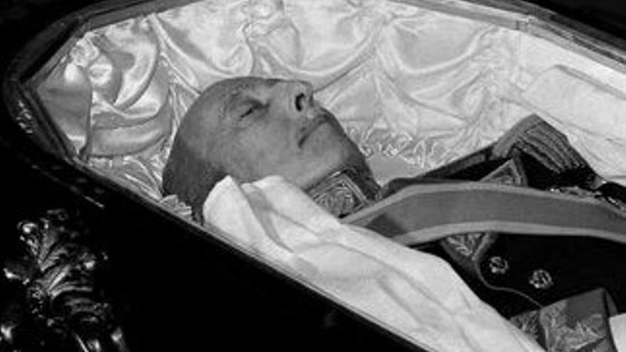 Franco cadáver