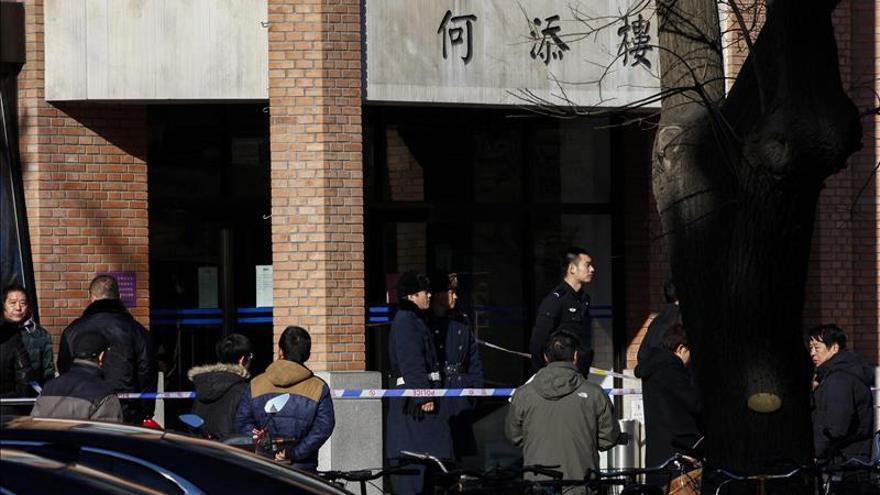 Al menos un muerto en una explosión en un laboratorio de una universidad de Pekín