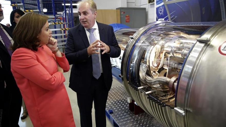 El jefe de CERN aboga por demostrar continuidad para que Granada gane el acelerador