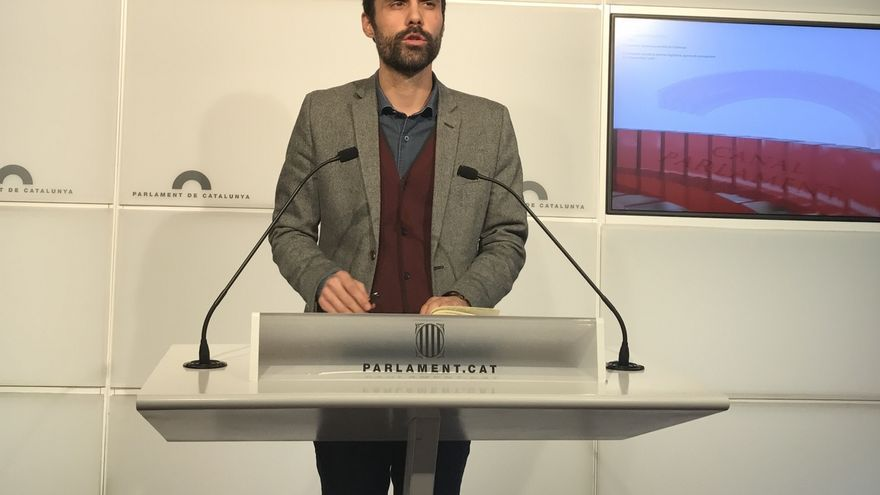 """Torrent (ERC), a favor de """"la fórmula electoral que aglutine más"""" para hacer frente """"al bloque del 155"""""""