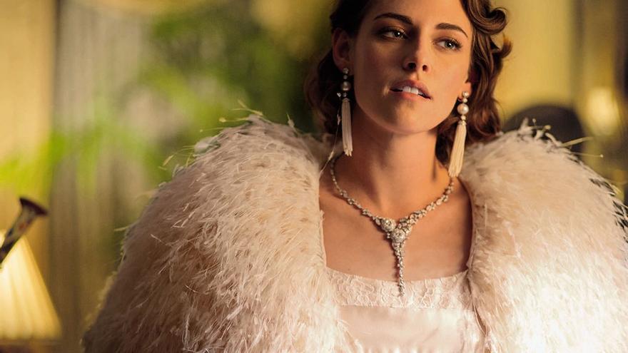 Kristen Stewart en una escena de 'Café Society'