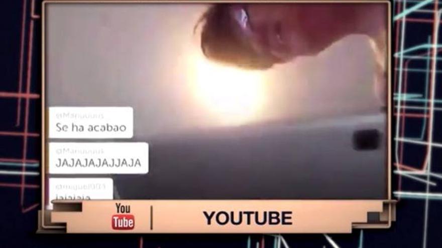 El viral 'Ni Periscope ni host...', ahora en versión 'Top Trending Tele' de laSexta