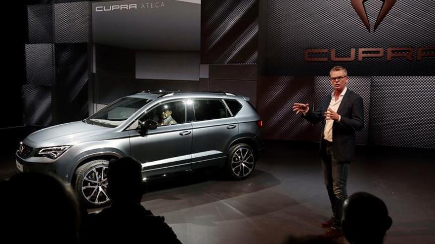 Seat lanzará hasta siete modelos de marca Cupra, que busca sede en Barcelona