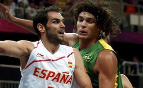 El 'extraño' España-Brasil (20%) y los 'Pulseras Rojas' (14%) lideran la noche