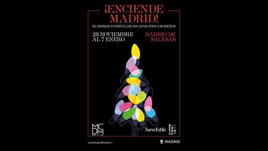 Enciende-Madrid-Nuevo-Estilo-barrio-de-Salesas-Village-Navidad-2019-2020