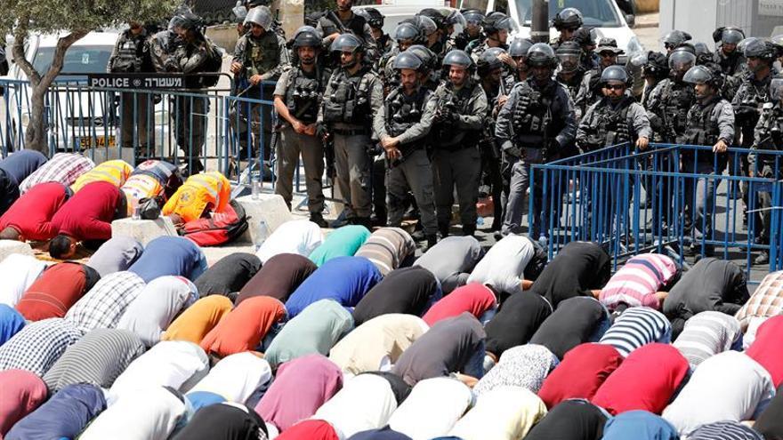 Israel creará una unidad de Policía especial para la Explanada de las Mezquitas