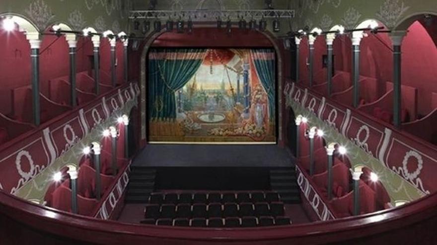 Teatro Escalante.