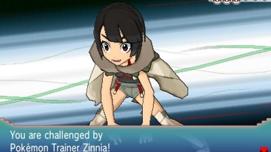Pokémon Rubí Omega / Pokémon Zafiro Alfa