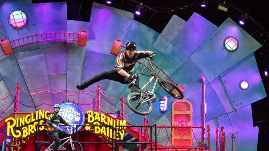El Circo Ringling cierra sus puertas tras casi siglo y medio de actividad
