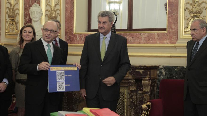 """Montoro afirma que el Gobierno no tiene intención de adoptar """"ninguna medida más"""" de recorte en 2013"""