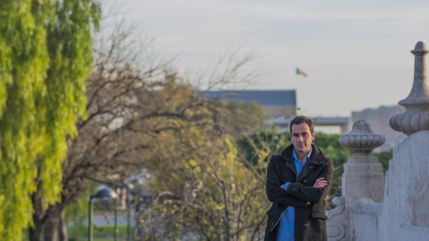 El periodista musical Carlos Pérez de Ziriza.