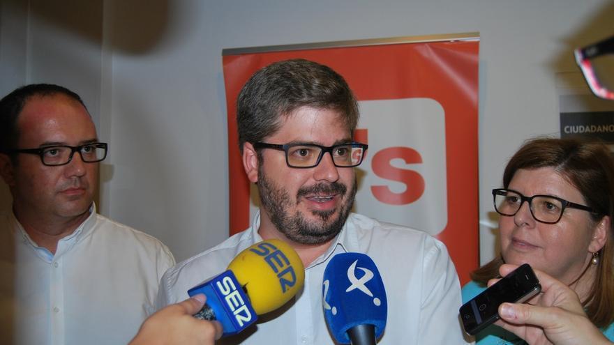 """Fran Hervías (C's) llama a la """"cordura"""" del PP y PSOE para que """"se sienten"""" y """"haya un gobierno estable en España"""""""