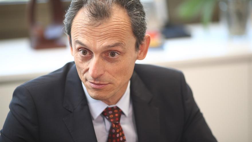 Pedro Duque, ministro de Ciencia, Innovación y Universidades, en una imagen de archivo