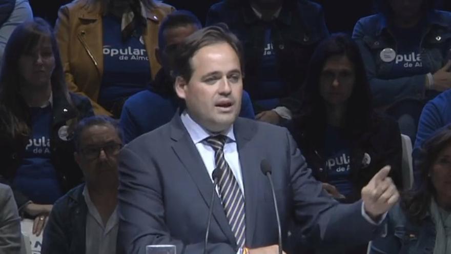 Paco Núñez, candidato del PP a la Presidencia de Castilla-La Mancha