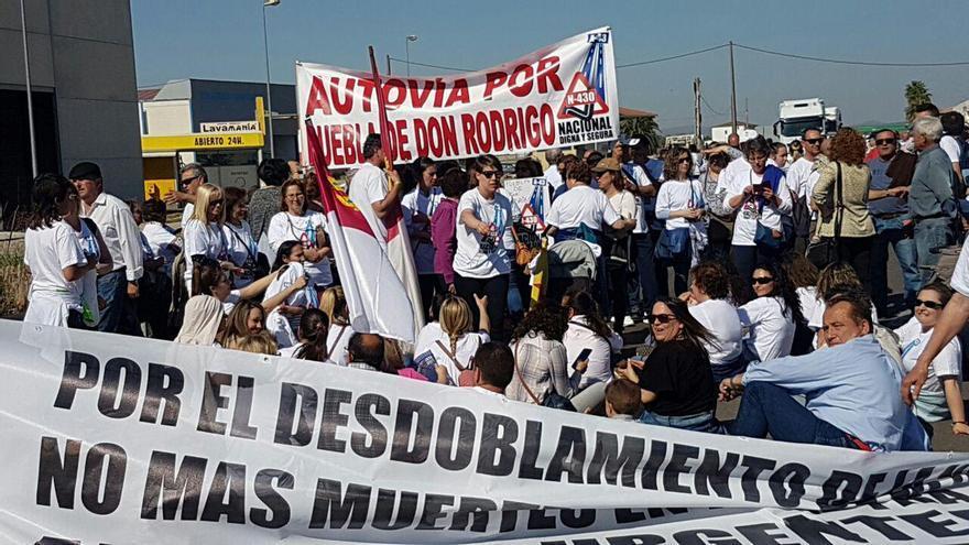 Manifestación N-430