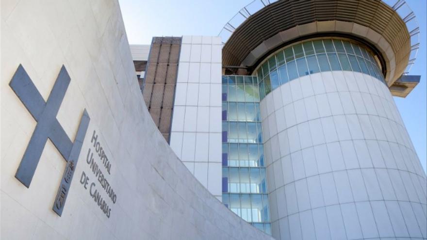 El Hospital Universitario de Canarias finaliza su primera obra de emergencia