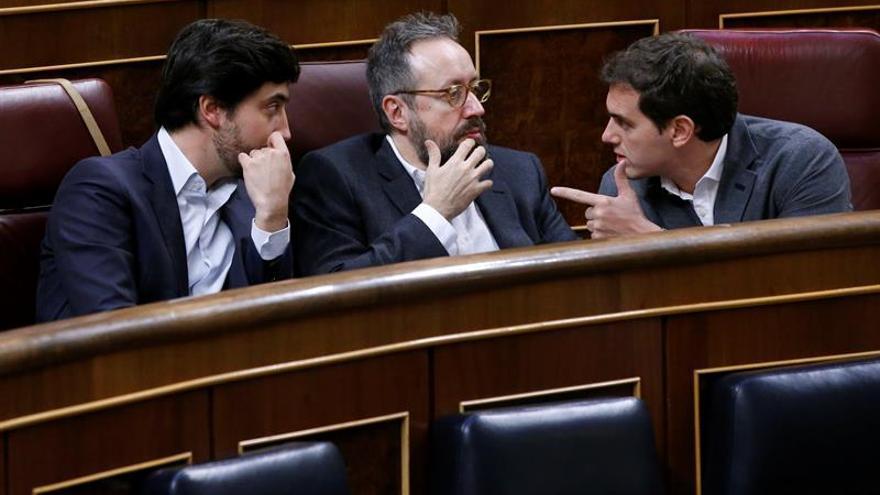 C's mantiene la sede en Barcelona aunque la dirección propuso cambiarla a Madrid